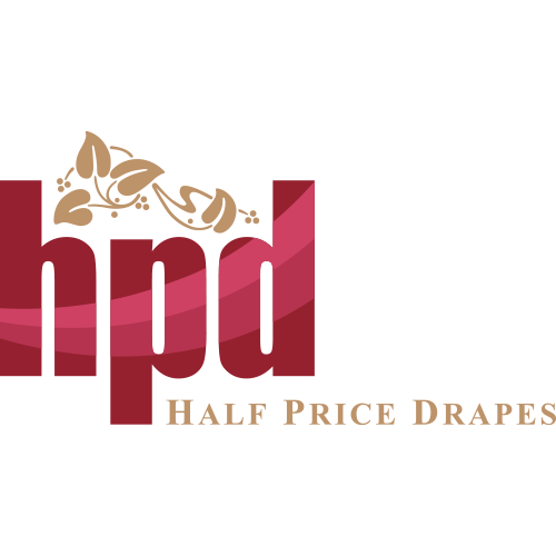 Half Price Drapes logo