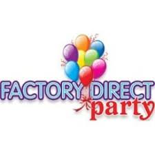 Factory Direct Party Promo Codes And Coupons